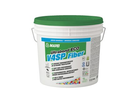Lepidlo na vinyl Ultrabond Eco V4SP fiber